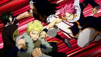Fairy Tail - 04x23 Battle of the Dragon Slayers