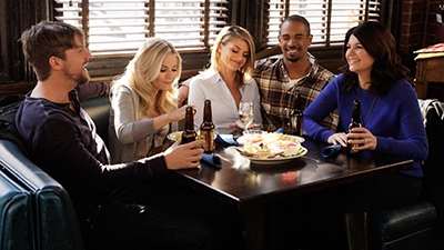 Happy Endings - 03x16 The Incident