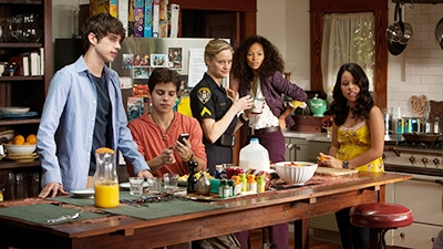 The Fosters - 01x01 Pilot