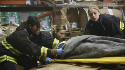 Chicago Fire - 01x20 Ambition