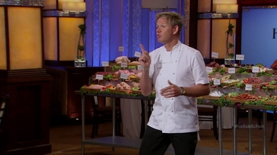 Hell's Kitchen - 11x05 16 Chefs Compete, Part 1