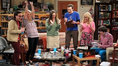 The Big Bang Theory - 06x23 The Love Spell Potential