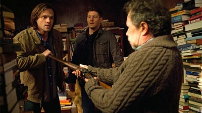 Supernatural - 08x21 The Great Escapist
