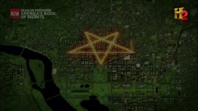 America's Book of Secrets - 02x01 The Ancient Astronaut Cover-Up Screenshot