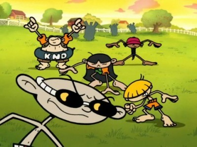 Codename: Kids Next Door - 01x01 No P in the OOL