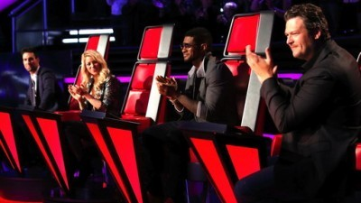 The Voice - 04x13 The Live Playoffs, Part 1