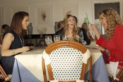 Mistresses - 01x09 Guess Who's Coming to Dinner