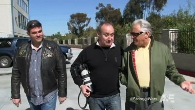 Storage Wars - 04x13 The French Job