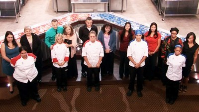 Hell's Kitchen - 11x17 5 Chefs Compete, Part 1 of 3