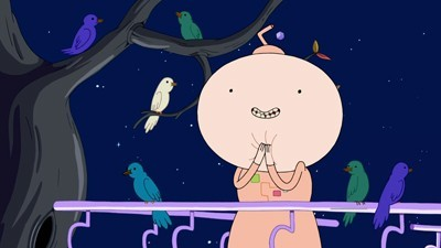 Adventure Time with Finn and Jake - 05x24 Another 5 Short Graybles