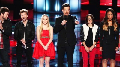 The Voice - 04x26 Live Semi-Final Results