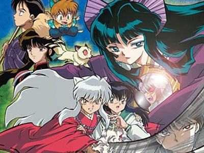 Inuyasha - 0x02 Movie 2: The Castle Beyond the Looking Glass
