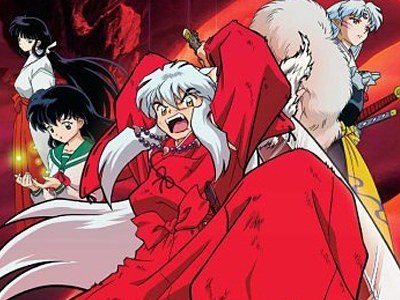 Inuyasha - 0x04 Movie 4: Fire on the Mystic Island