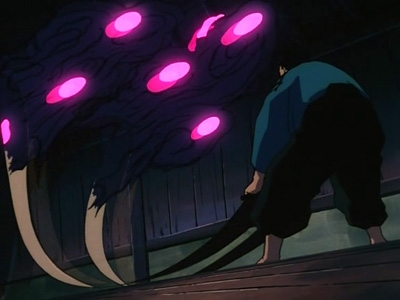 Inuyasha - 01x17 Cursed Ink of the Hell-Painter