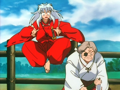 Inuyasha - 02x11 Two Hearts, One Mind