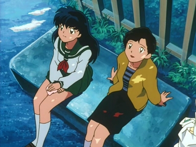 Inuyasha - 02x21 Return to the Place Where We First Met