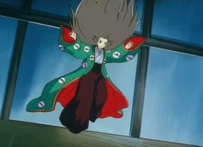 Inuyasha - 03x02 Temptress in the Mist