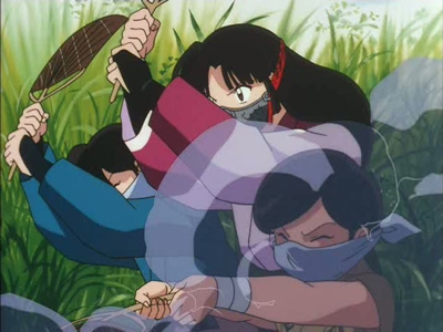 Inuyasha - 03x05 The Beautiful Sister Apprentices