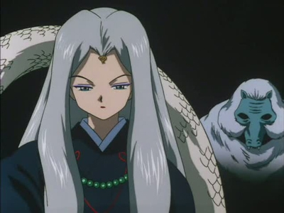Inuyasha - 03x06 The 50 Year-Old Curse of the Dark Priestess