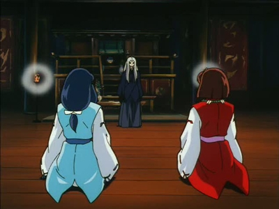 Inuyasha - 03x09 The Red and White Priestesses