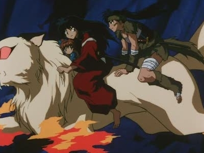 Inuyasha - 03x13 The Howling Wind of Betrayal