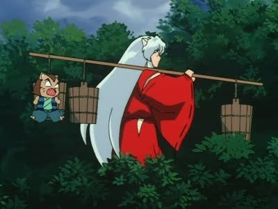 Inuyasha - 03x18 Totosai's Rigid Training