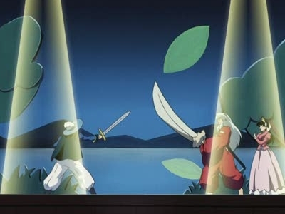 Inuyasha - 06x02 Battle Against the Dried-Up Demons at the Cultural Festival