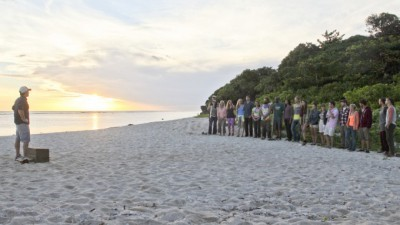 "Survivor - 27x01 400th Episode: TBA - Season 27 Premier ""Survivor BLOOD vs. WATER"" cast is introduced"