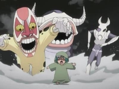 Bleach - 07x15 The Name is Nel! The Appearance of the Strange Arrancar