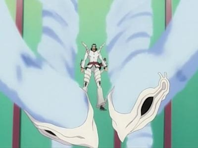 Bleach - 07x20 The Raging Storm! Encounter With the Dancing Arrancar