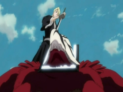 Bleach - 12x06 Kira, the Battle Within Despair