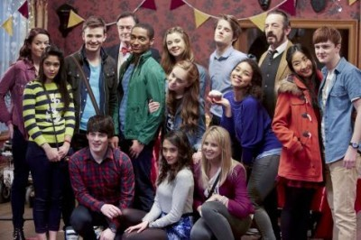 The House of Anubis - 03x41 The Touchstone of Ra