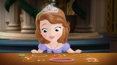 Sofia the First - 01x14 The Amulet of Avalor