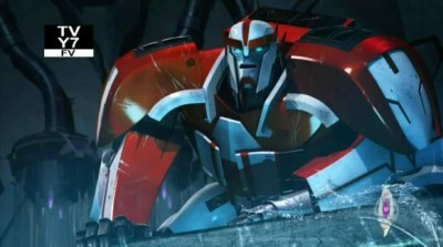 Transformers Prime - 03x13 Deadlock Screenshot