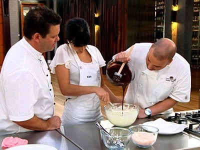 MasterChef Australia - 01x11 Cooking With The Masters