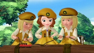 Sofia the First - 01x15 The Buttercups