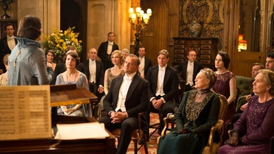 Downton Abbey (UK) - 04x03 Series 4, Episode 3