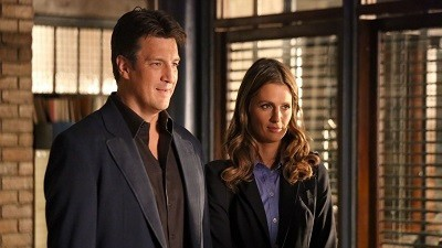 Castle - 06x03 Need To Know