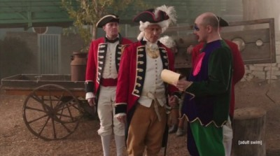 Childrens Hospital - 05x07 Old Fashioned Day