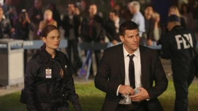 Bones - 09x04 The Sense in the Sacrifice