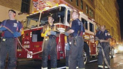 9/11 Firehouse - TV Special: 9/11 Firehouse Screenshot