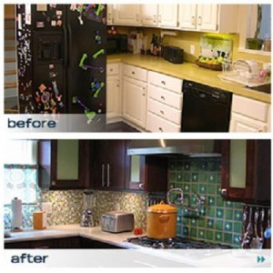 chef alton brown helps modernize a 1960s style kitchen in ann arbor michigan by creating a sleek cooking space and adding stainless steel appliances and     all star kitchen makeover season 1   sharetv  rh   sharetv com