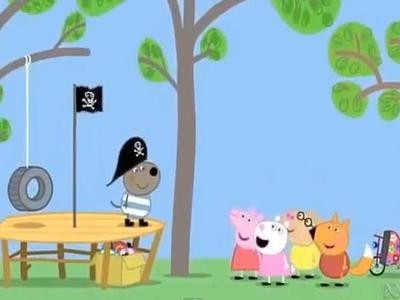 Peppa Pig - 04x52 Pirate Treasure Screenshot