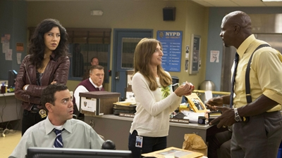 Brooklyn Nine-Nine - 01x03 The Slump