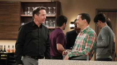 Two and a Half Men - 11x05 Alan Harper, Pleasing Women Since 2003