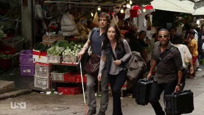 Covert Affairs - 04x15 There Goes My Gun