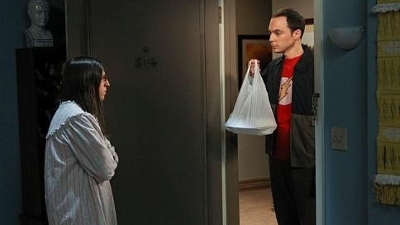 The Big Bang Theory - 07x05 The Workplace Proximity