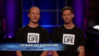 Shark Tank - 05x07 180CUP, Better Life, Kymera, Tree T Pee