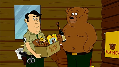 Brickleberry - 02x12 My Favorite Bear Screenshot