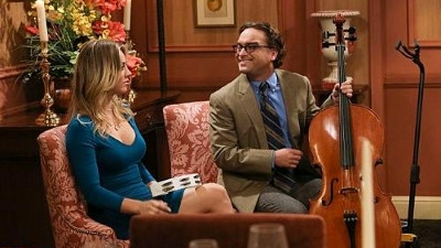 The Big Bang Theory - 07x06 The Romance Resonance